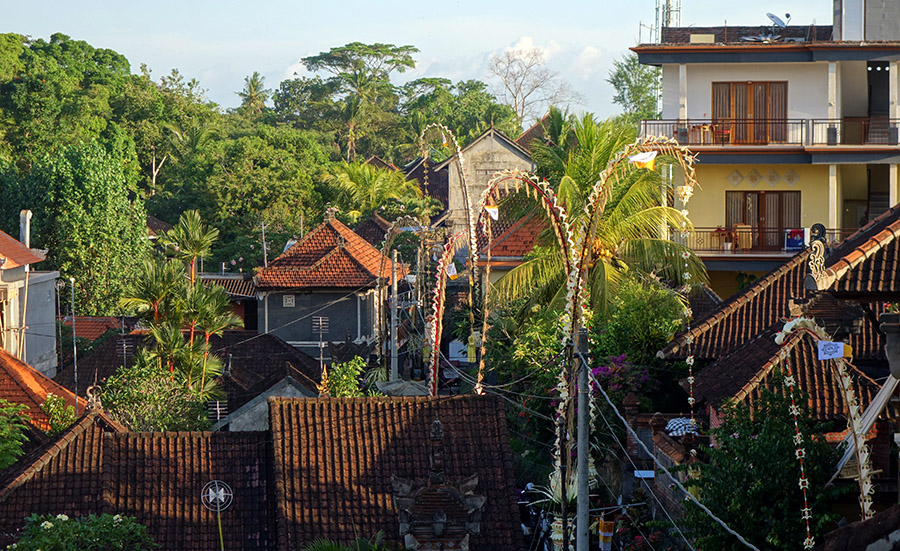 indonesie ubud bali sayong house