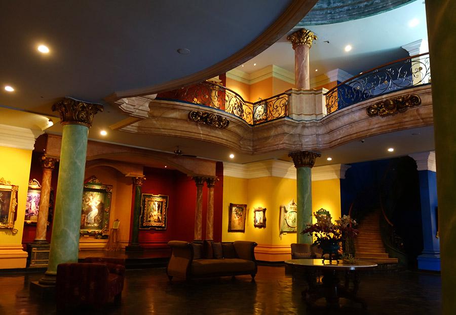 indonesie bali ubud blanco renaissance museum