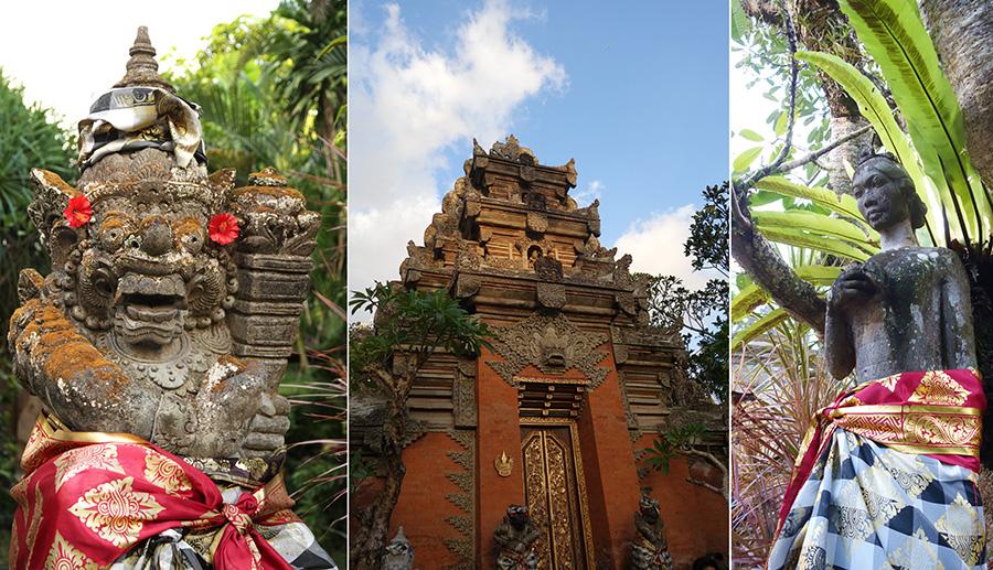 indonesie bali ubud palace