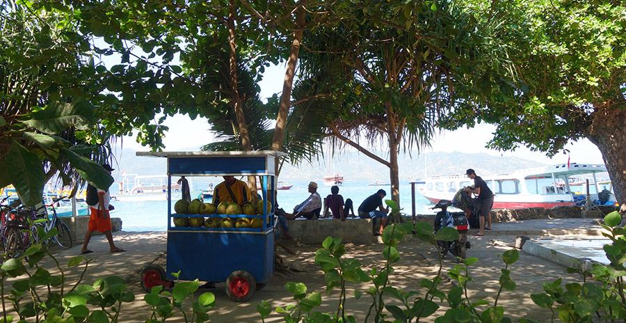 indonesie gili air