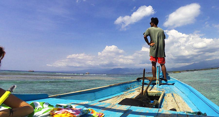 indonesie gili air snorkeling tour