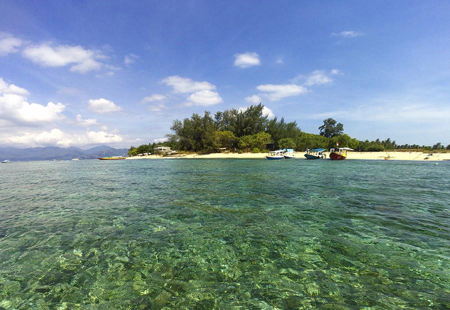gili air snorkeling tour meno