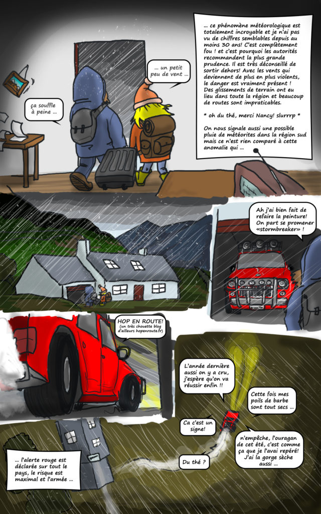 bande dessinee ecosse meteo tempete ouragan