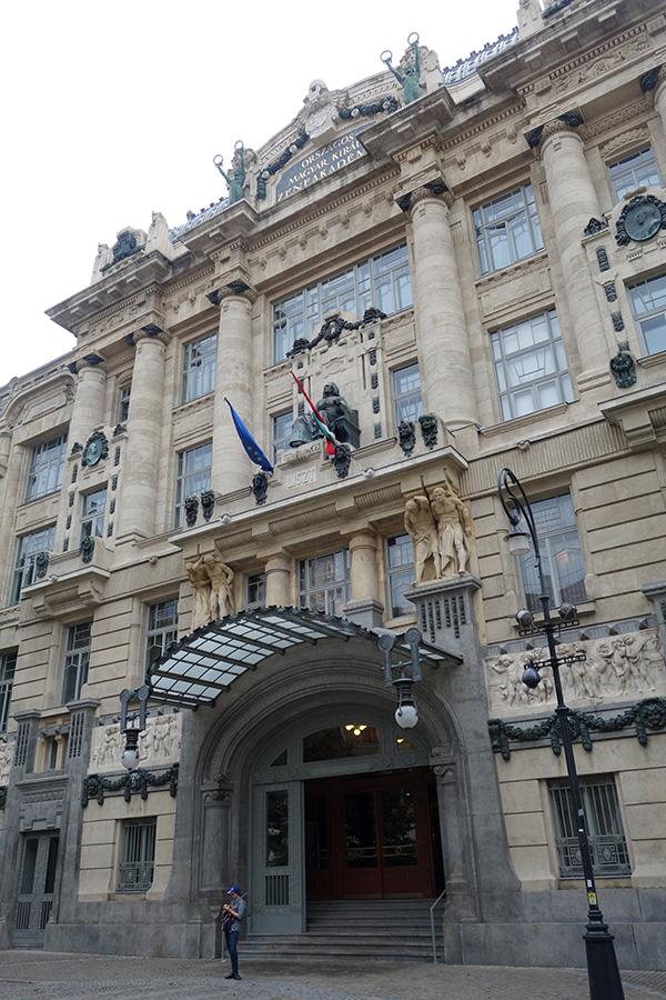 hongrie budapest academie musique