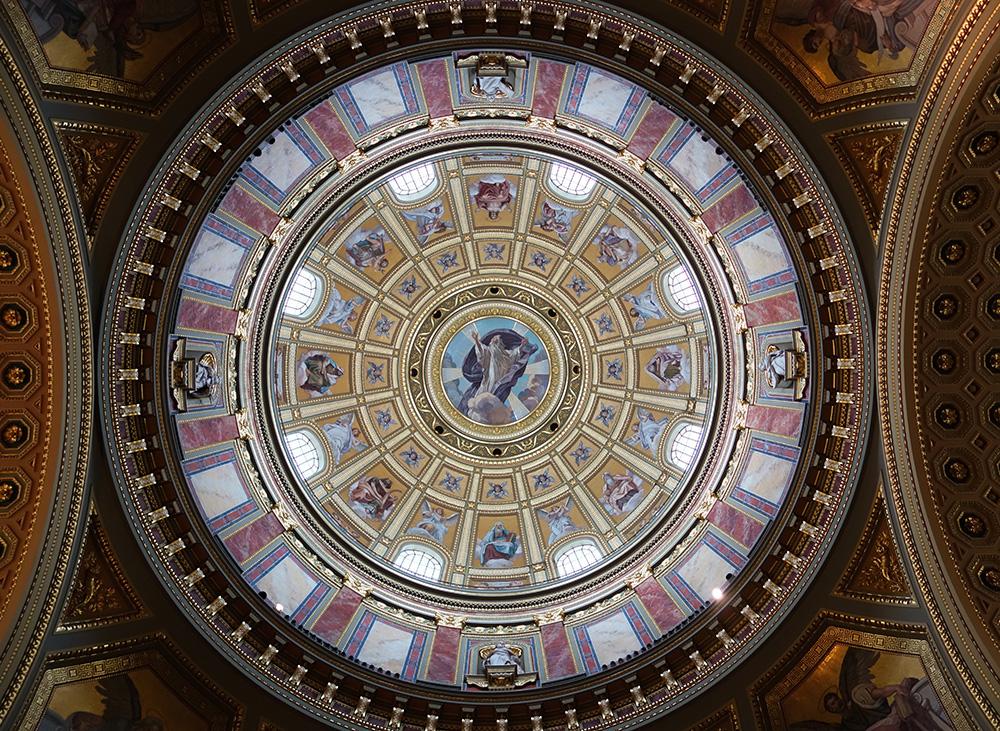 hongrie budapest basilique saint etienne visite