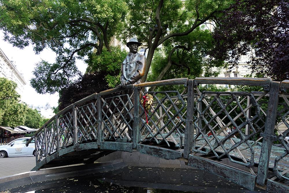 hongrie budapest imre nagy statue