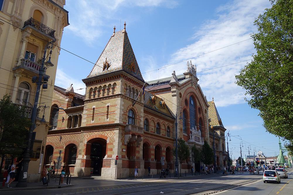 hongrie budapest marche central mercado