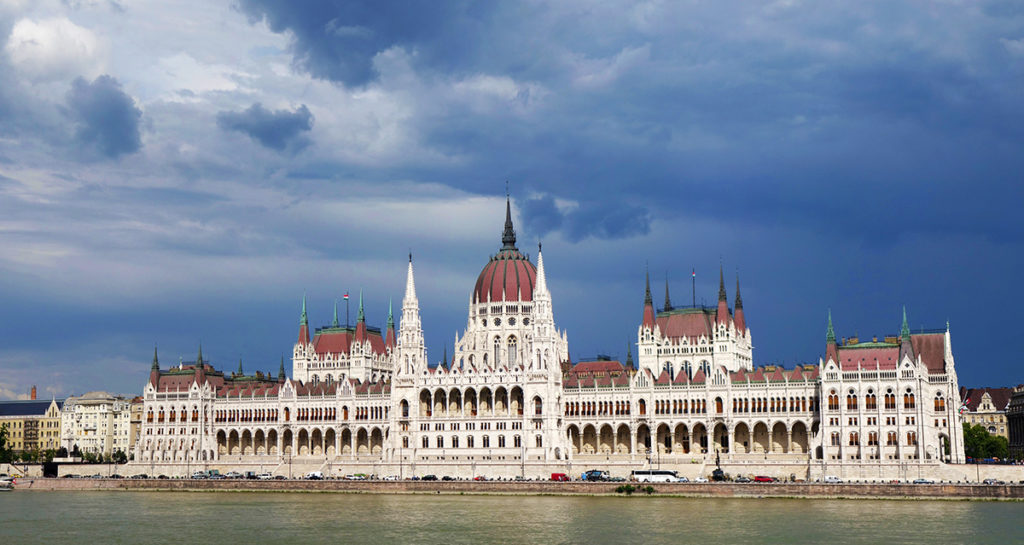 hongrie budapest parlement