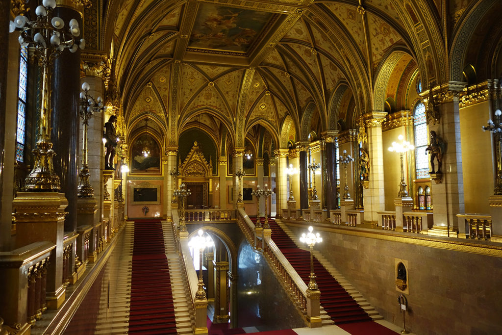 hongrie budapest parlement visite