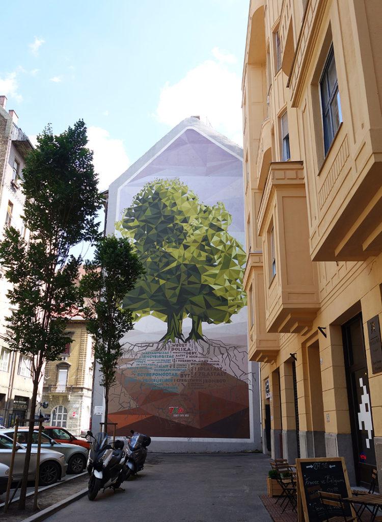 hongrie budapest street-art