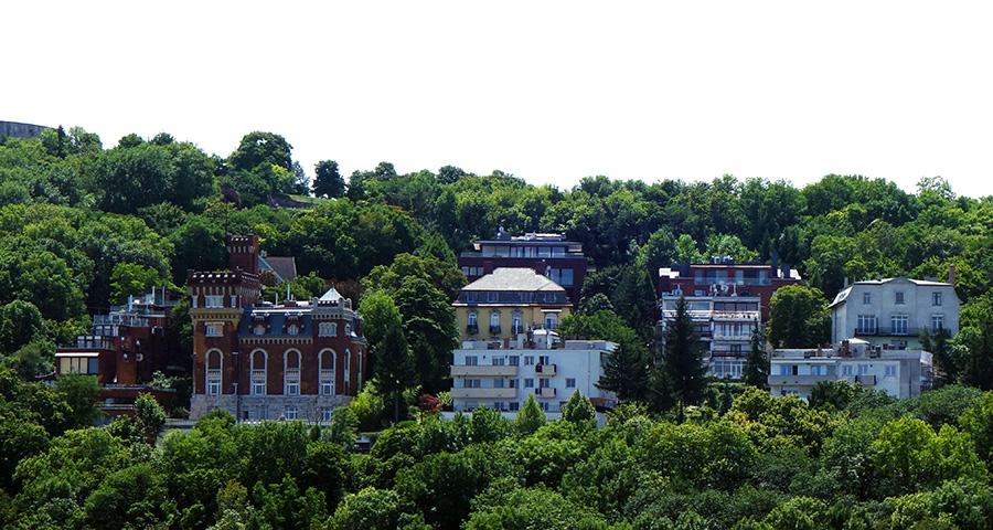 hongrie budapest villa hegedus