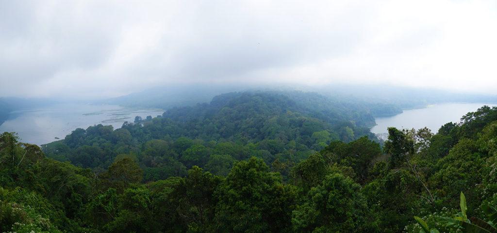 indonesie bali lac danau tramblingan buyan viewpoint