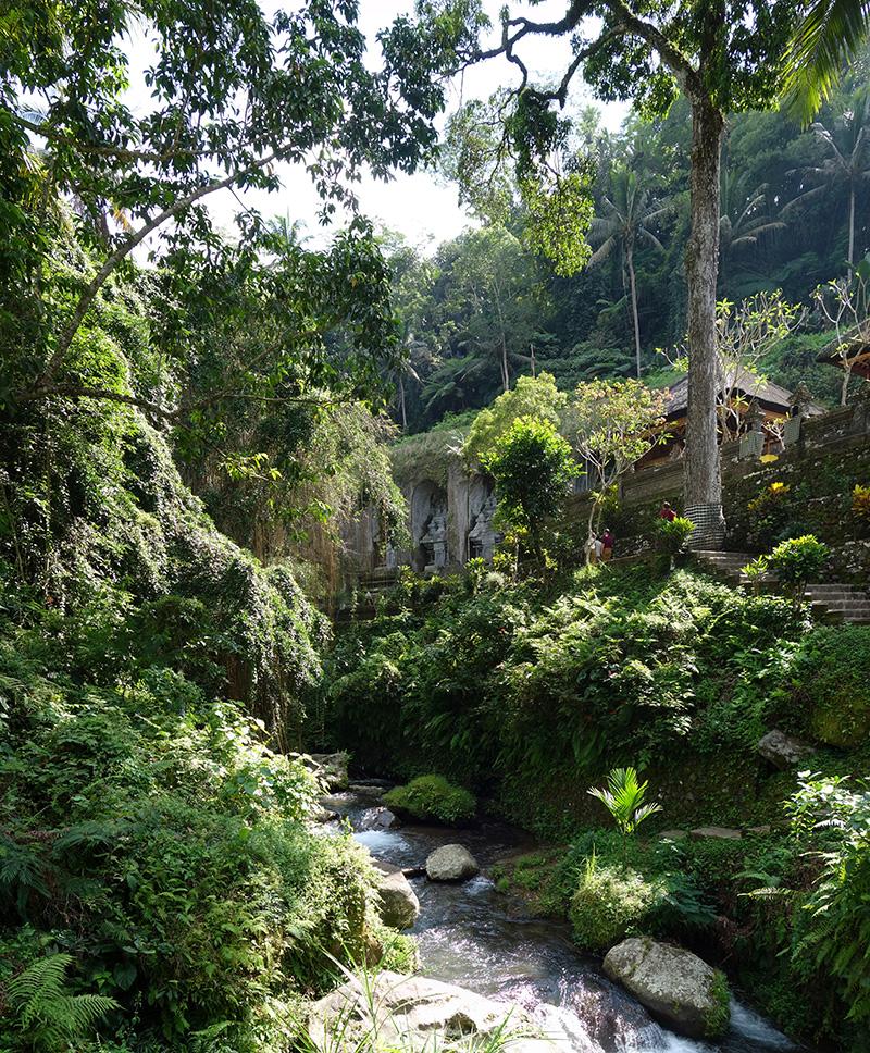 indonesie bali temple pura gunung kawi