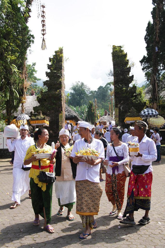 indonesie-bali temple pura luhur batukaru