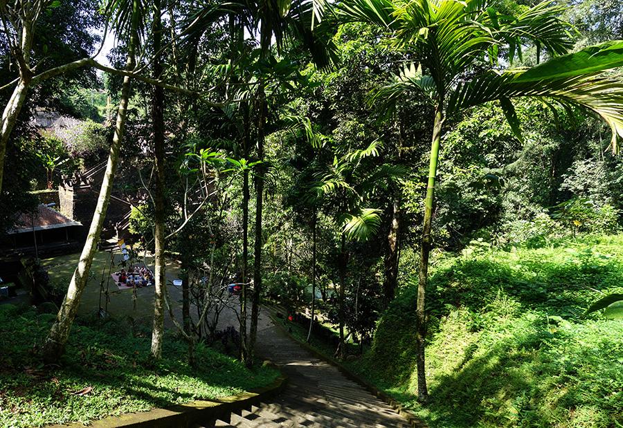 indonesie bali temple pura mengening