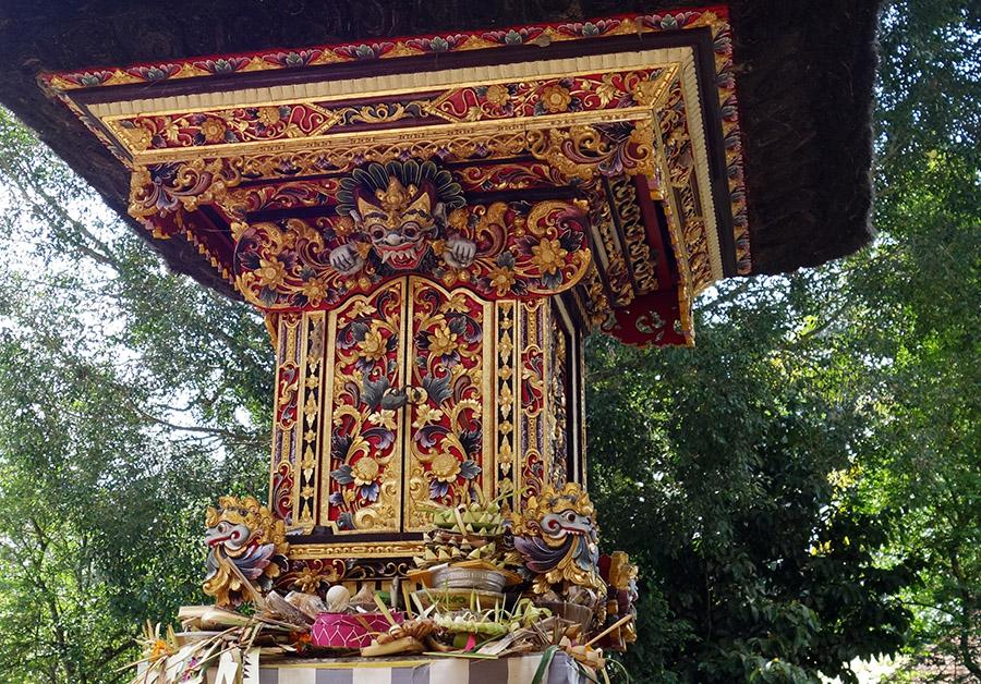 indonesie bali temple pura tirta empul
