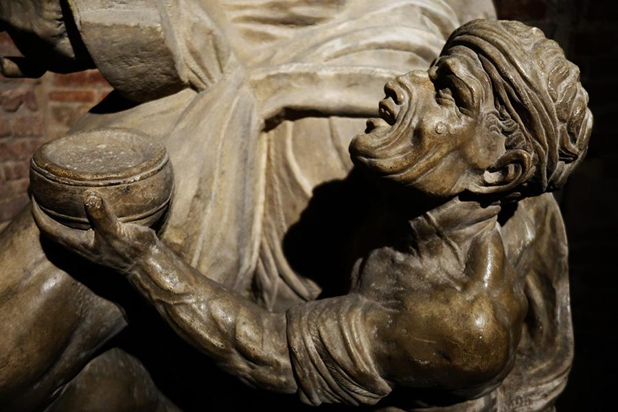 italie muse museum duomo statue statues