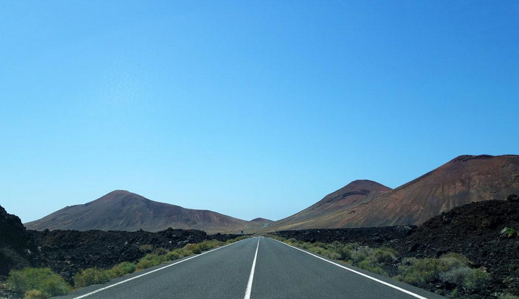 canaries lanzarote los volcanes route lz 704