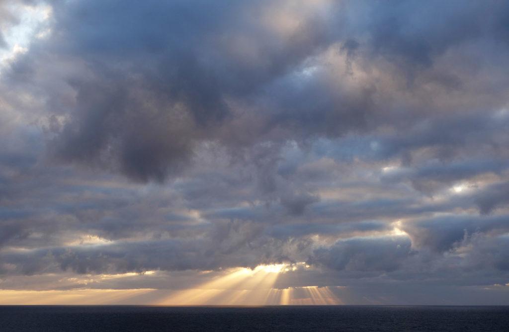 canaries lanzarote sunset coucher soleil golfo