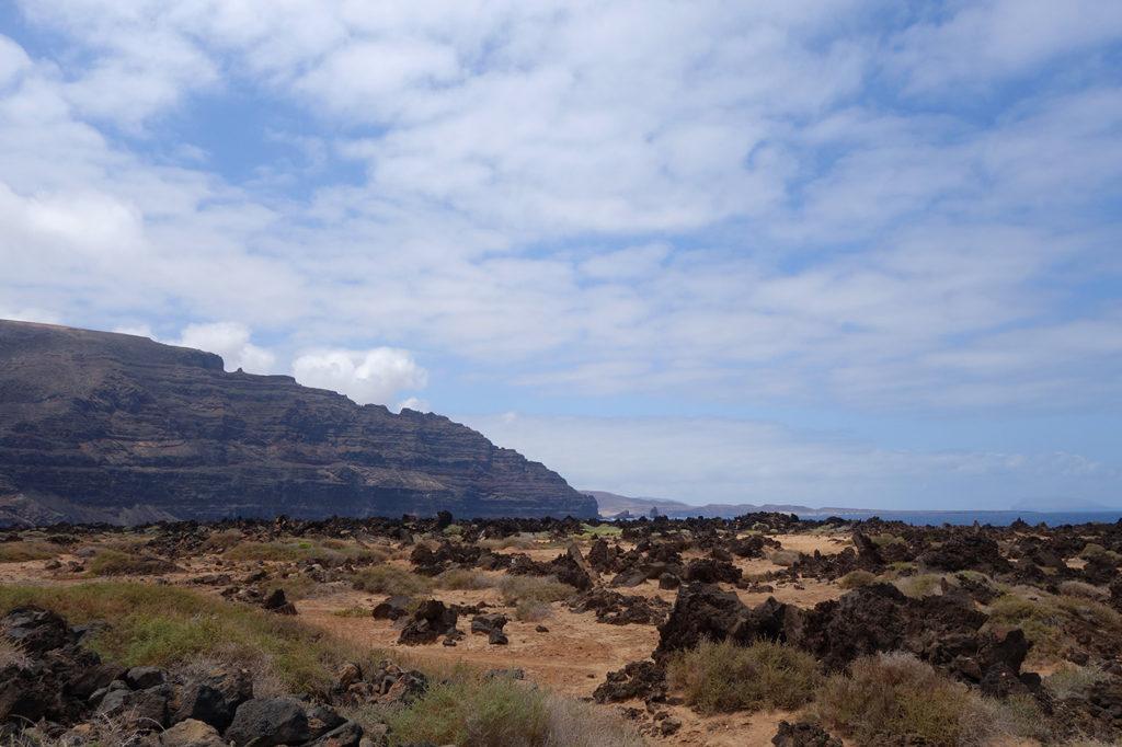 canaries lanzarote orzola paysage landscape