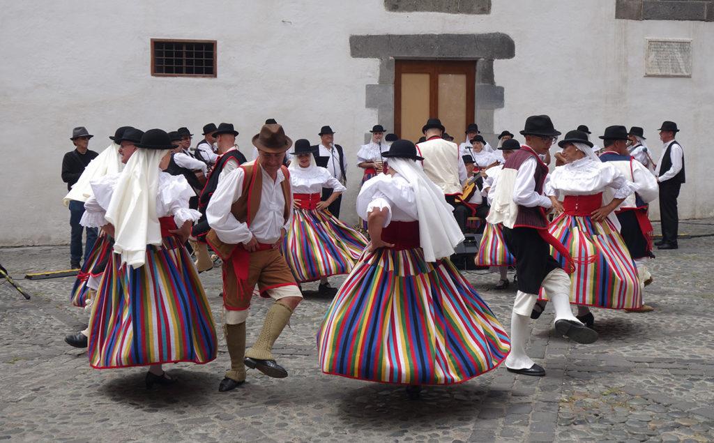 canaries gran canaria las palmas danse dance folklorique