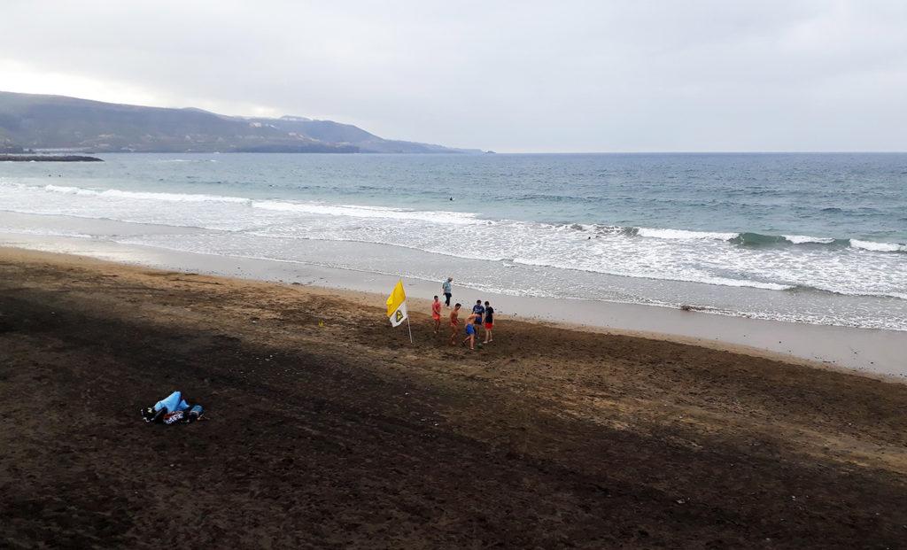 canaries gran canaria las palmas plage playa beach cicer canteras
