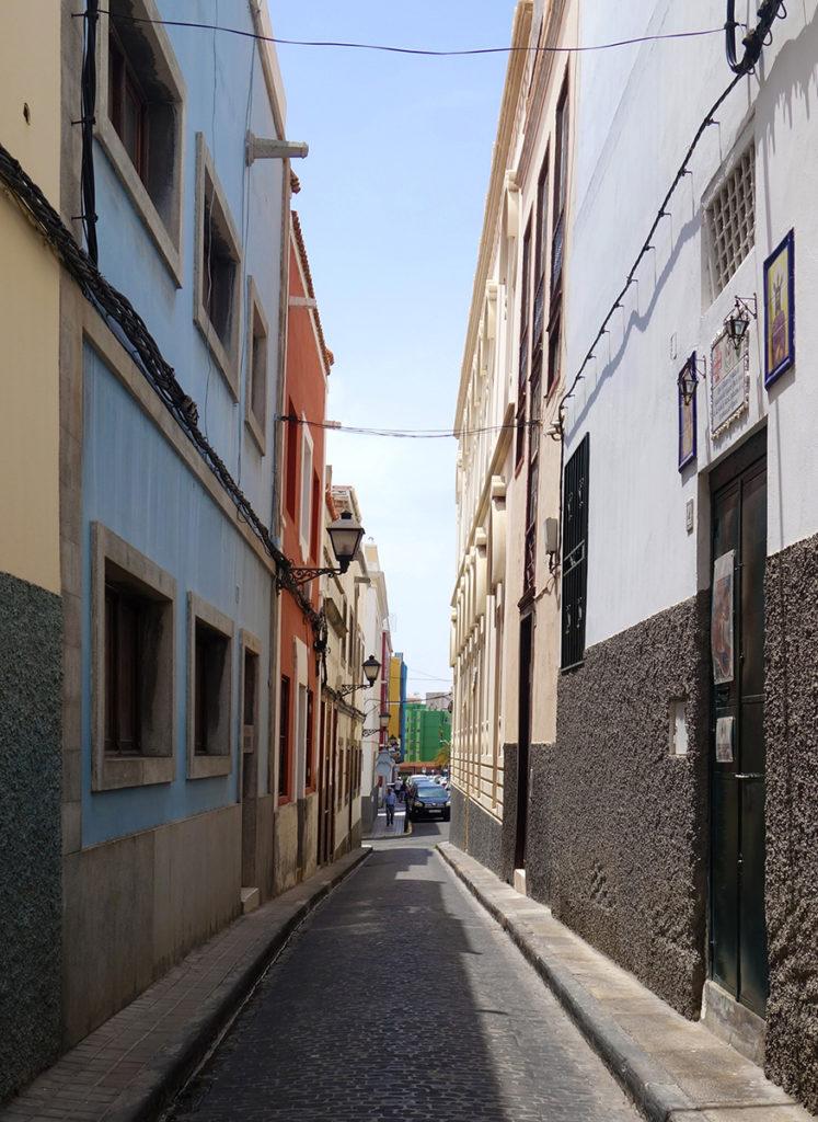 canaries gran canaria las palmas rue street