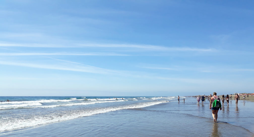 gran canaria maspalomas playa ingles plage anglais mer ocean