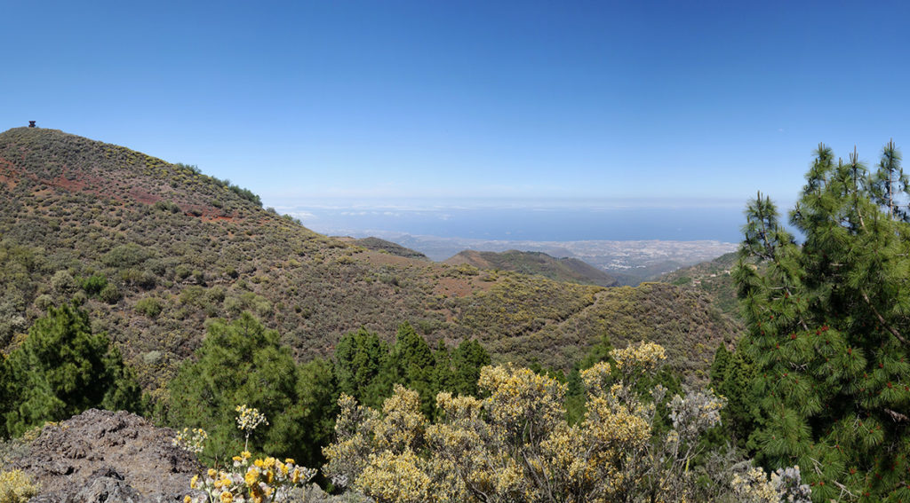 canaries gran canaria montagne nature paysage