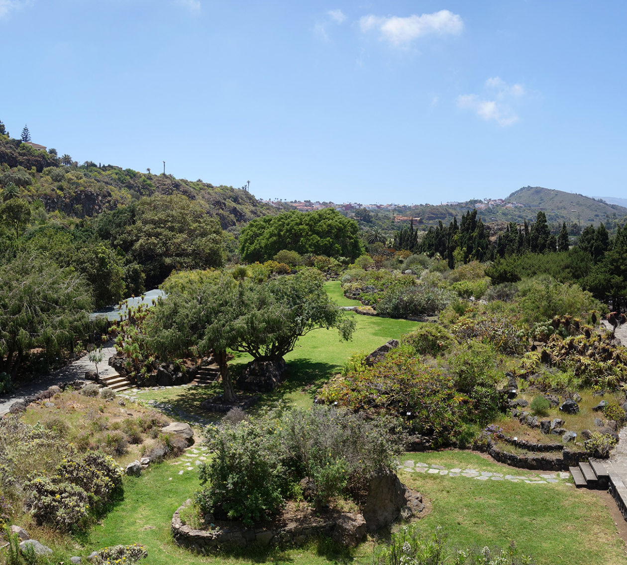 Gran Canaria – Jardin botanique