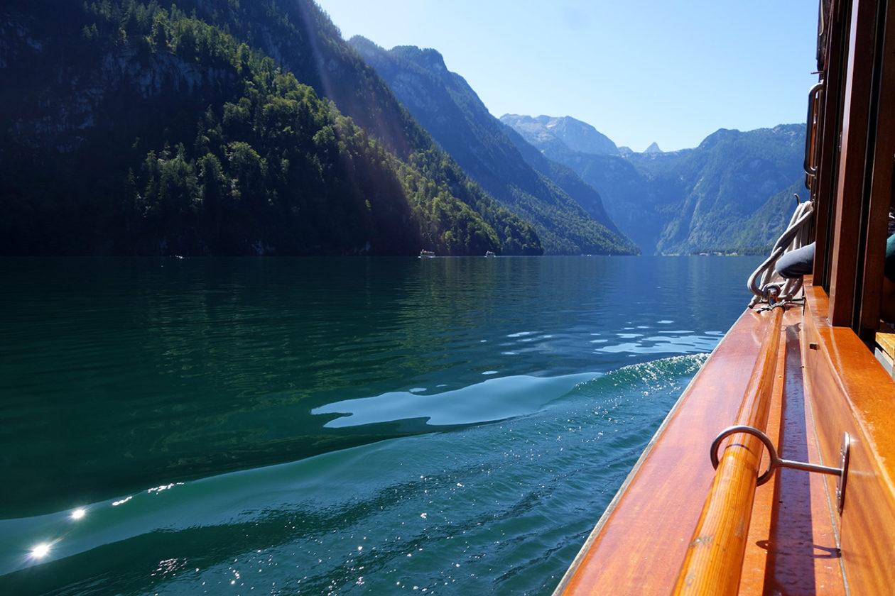 Balade aux lacs de Königsee et Obersee