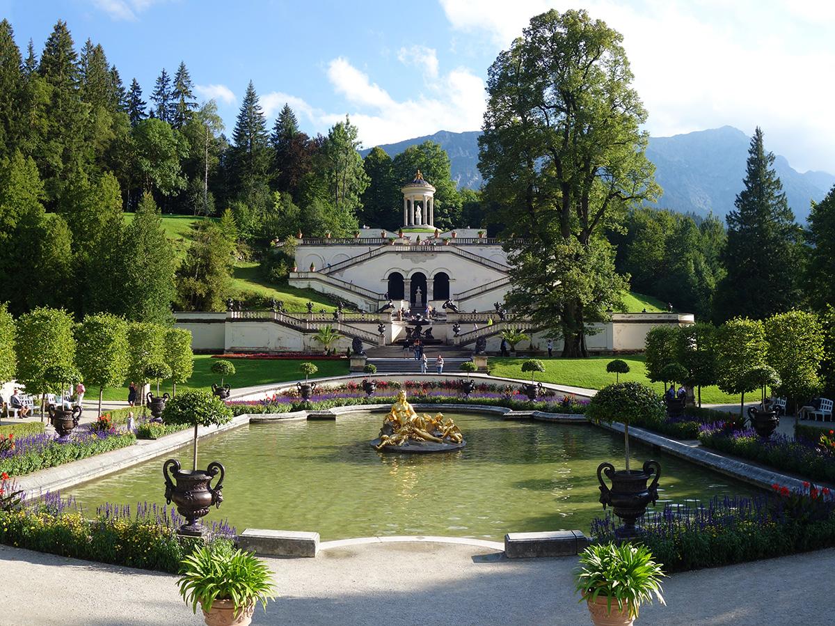 Chateau de Linderhof