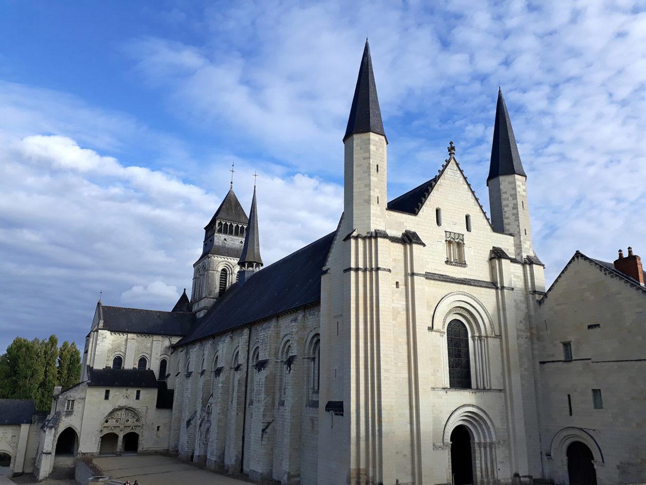 Visitez l'Abbaye Royale de Fontevraud