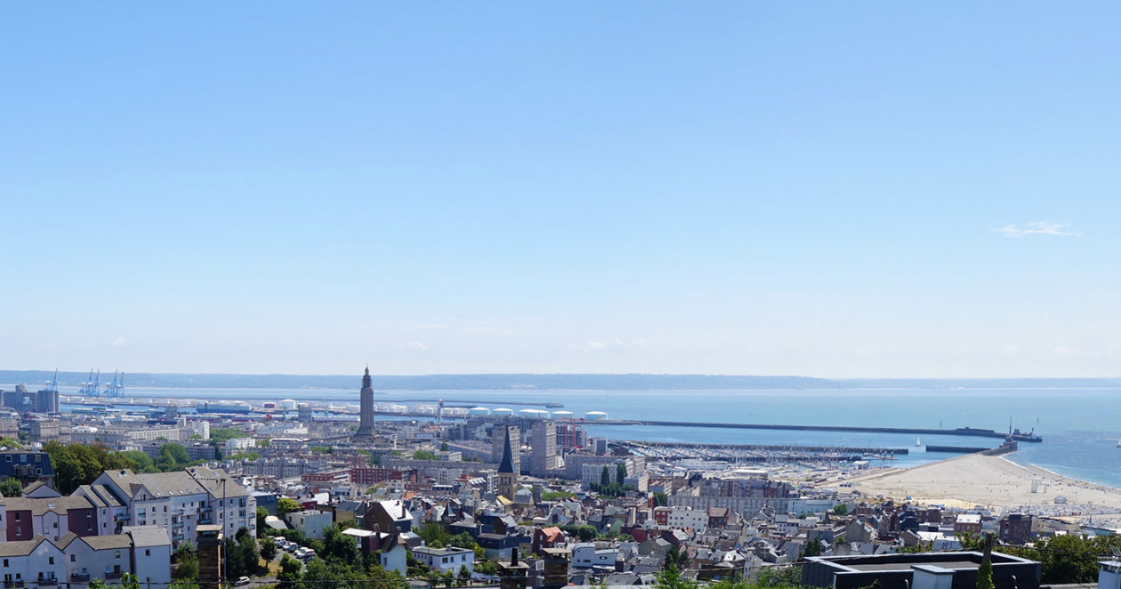 Un grand week-end pour découvrir Le Havre