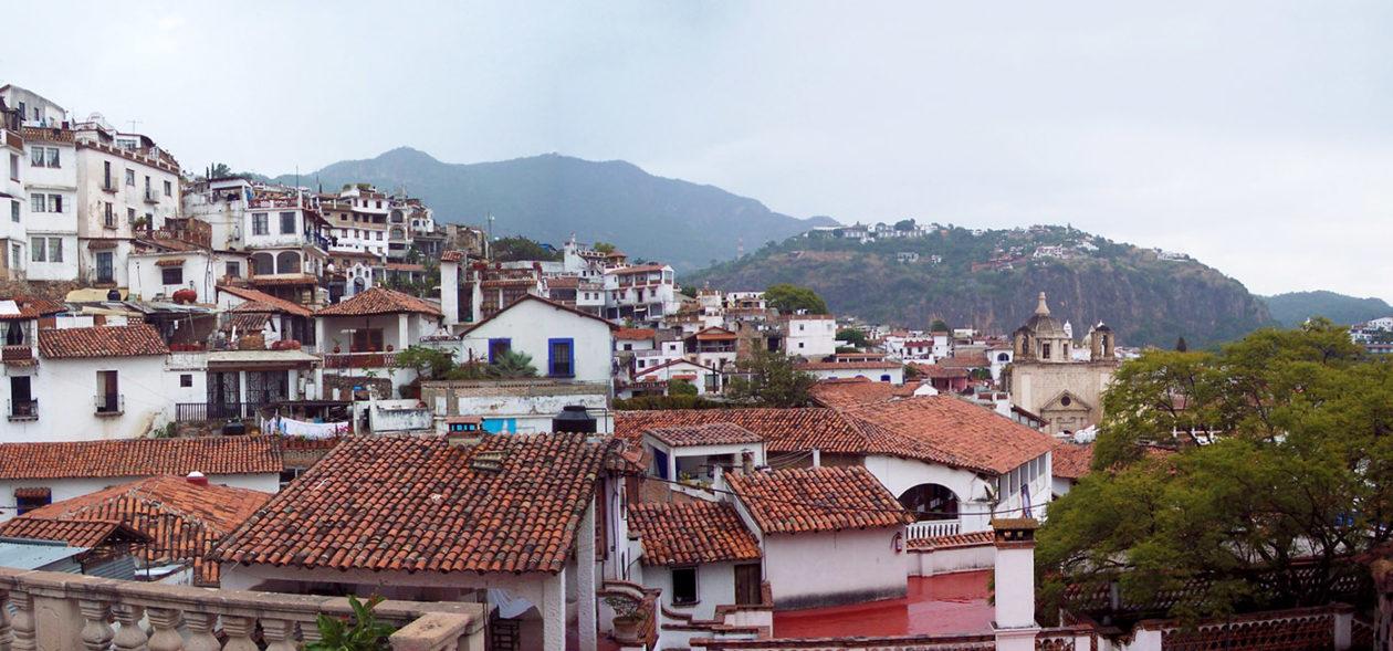 Découvrez Taxco, la «ville de l'argent» au Mexique