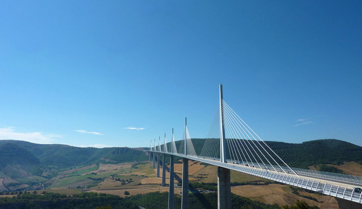 Découvrez le Viaduc de Millau