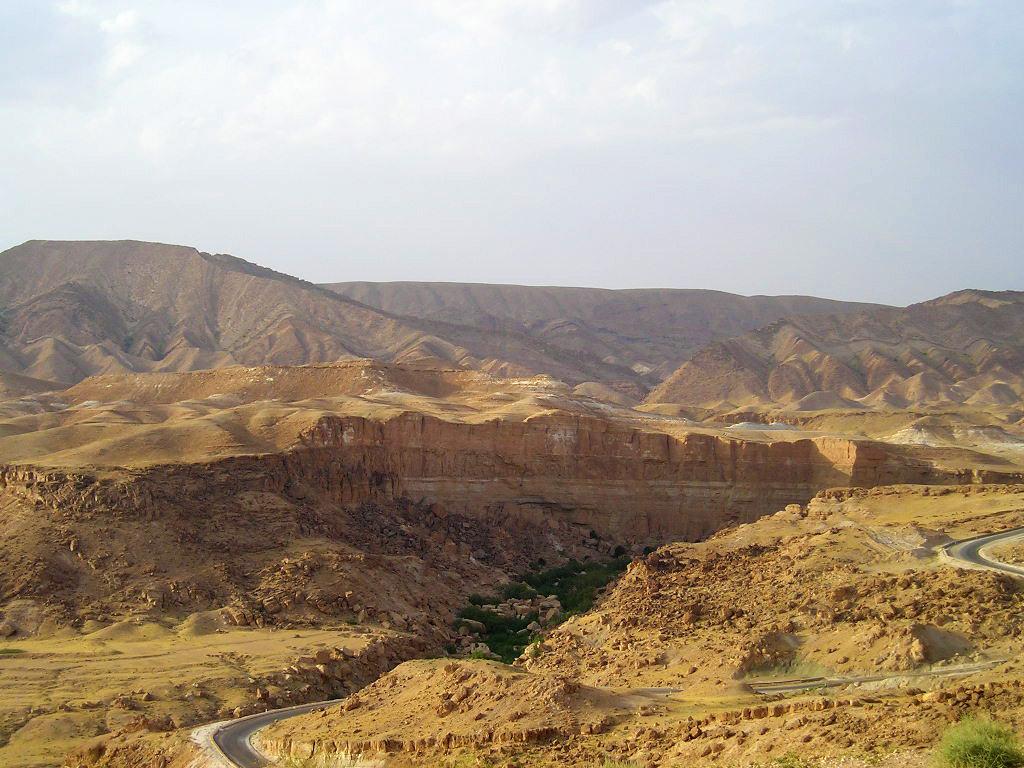 Roadtrip dans le sud de la Tunisie