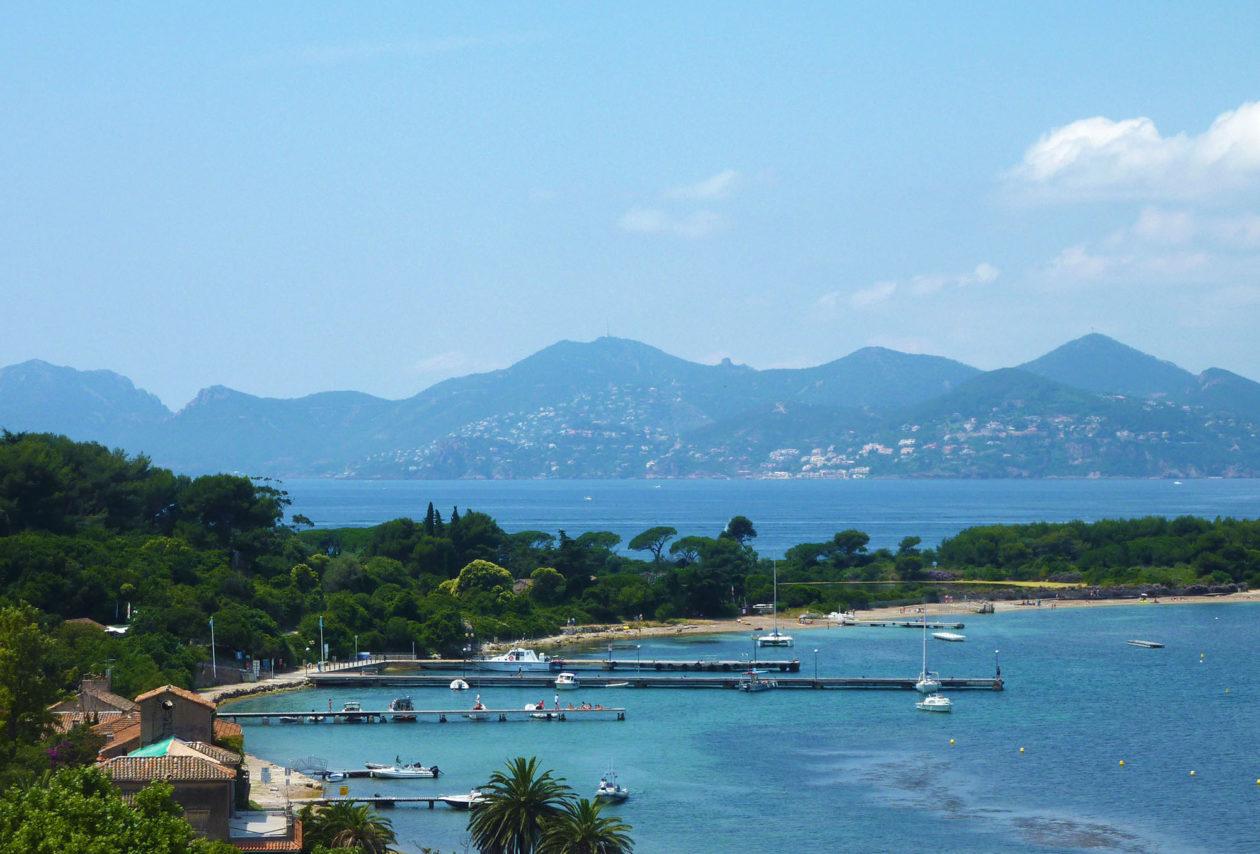 L'Ile Sainte Marguerite, une très belle découverte sur la Côte d'Azur