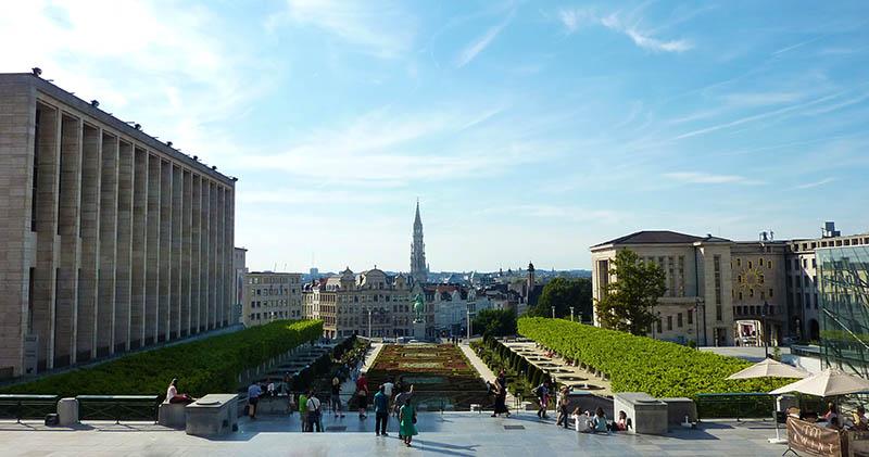 Bruxelles, la suite!