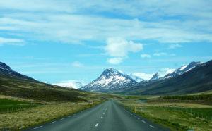 islande route