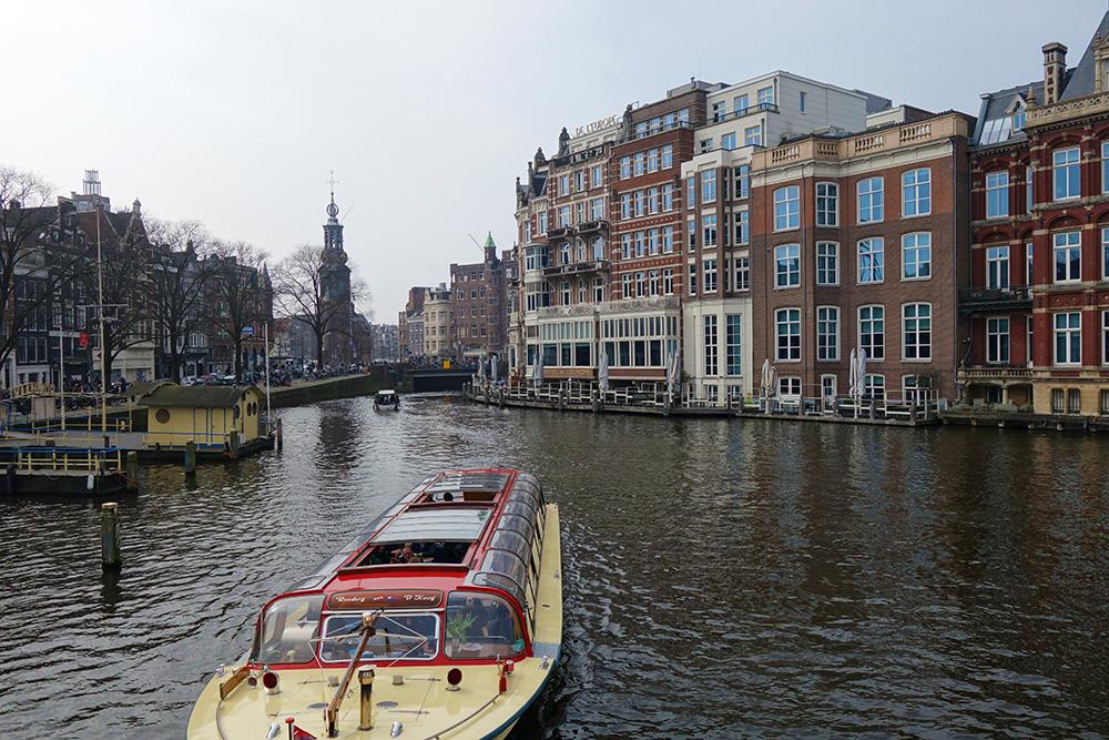 Amsterdam – Jordaan et Grands canaux