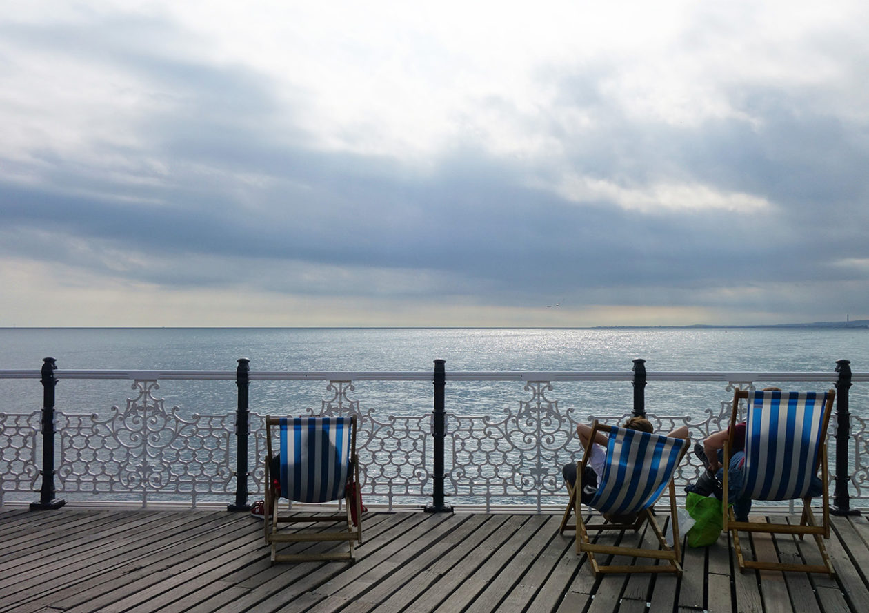 Un super weekend à Brighton