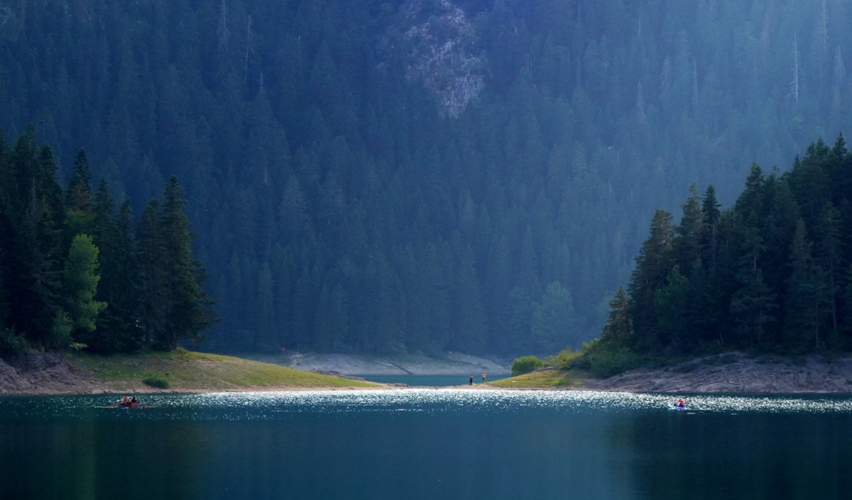 Crno Jezero – Lac Noir