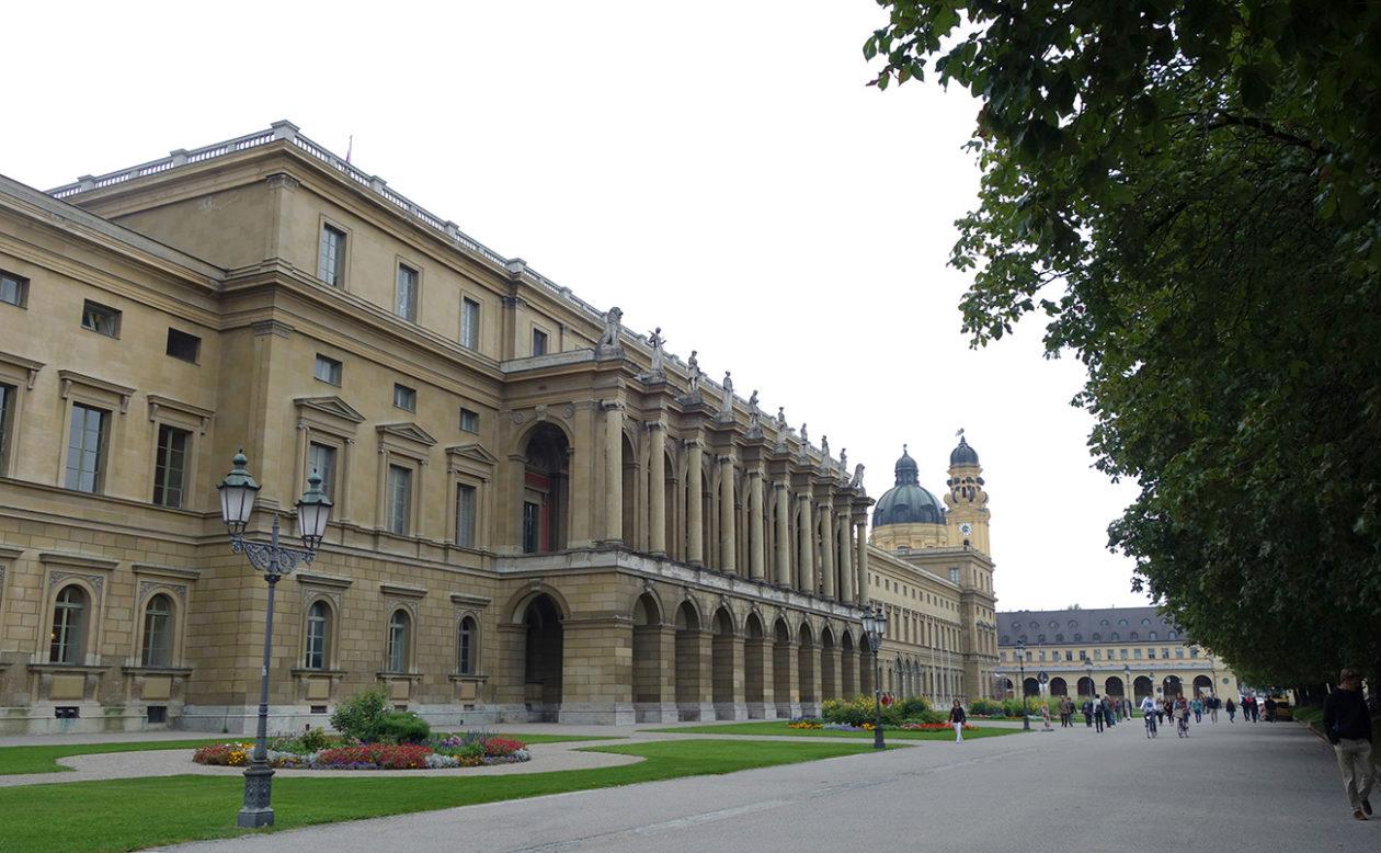 Munich, la capitale de la Bavière