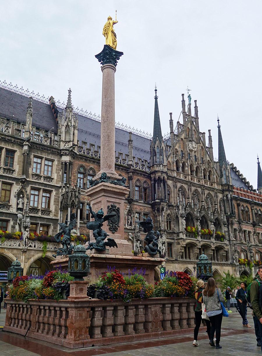 Munich – Quartier Altstadt-Lehel (centre historique)