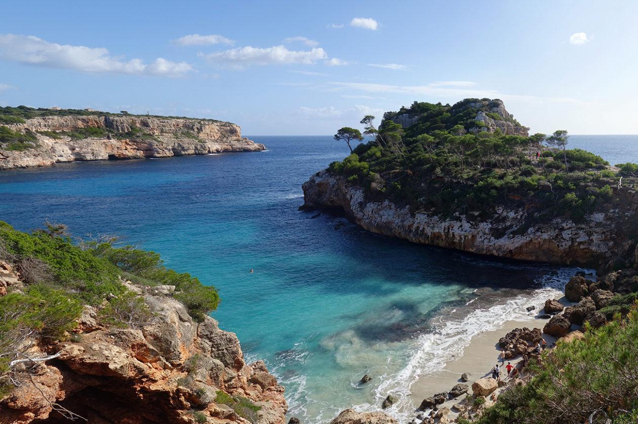 Les merveilles du sud de Majorque, Migjorn