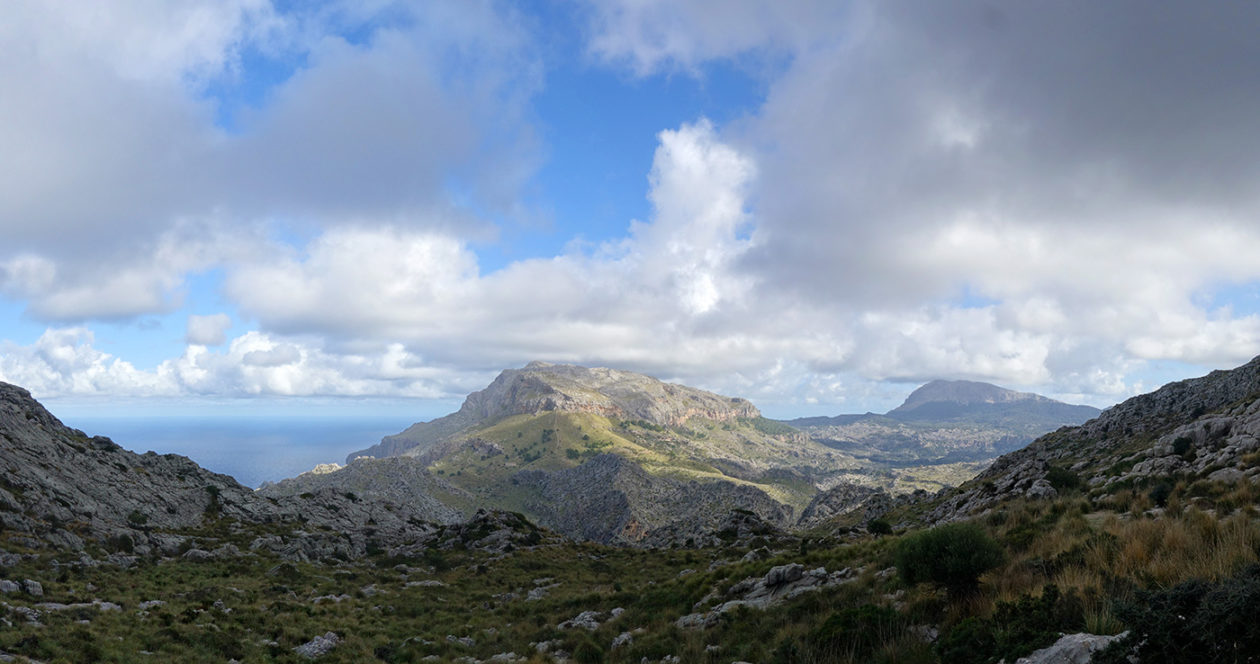 Découverte de la Serra de Tramuntana, au nord de Majorque