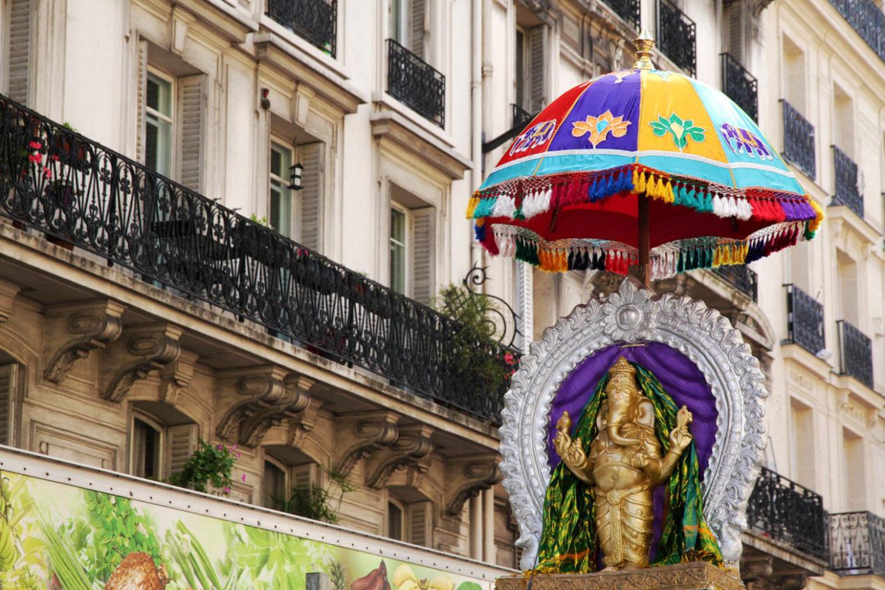 Venir fêter Ganesh, une expérience insolite à Paris!
