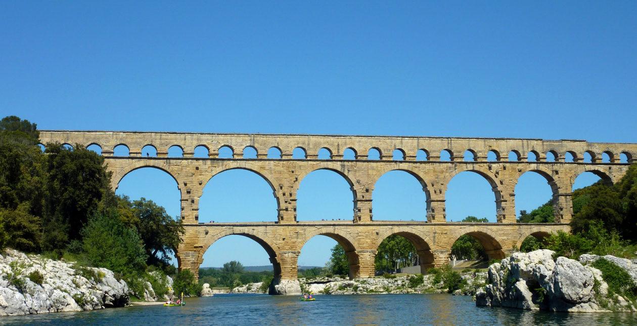 Le Pont du Gard, une merveille antique à visiter