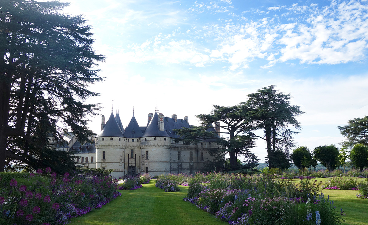 En prendre pleins les yeux au Festival des jardins de Chaumont sur Loire!